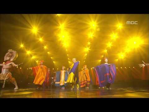 김동률의 포유 - Lion King the Musical Cast - He lives in you, 뮤지컬 라이온킹 - He lives in you, For You 200