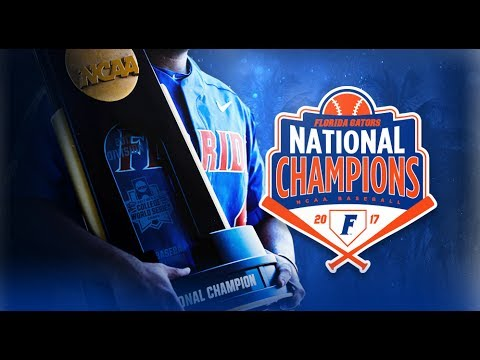 Florida Baseball: National Championship Celebration 6-28-17