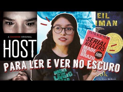 DICAS PARA O HALLOWEEN // FILMES, LIVROS & SÉRIES DE TERROR