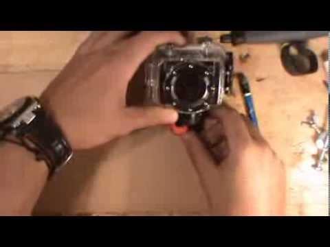 Fai Da Te - Come costruire un imbrago (chest mount) per la Gopro (e risparmiare 50 euro!!)