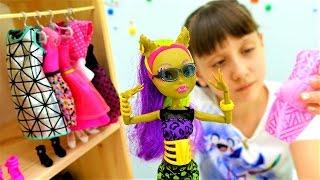 Шоппинг. Игры для девочек с куклами и одевалки