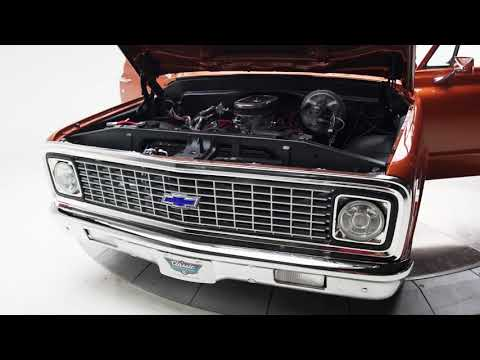 Video of '72 C10 - LV11