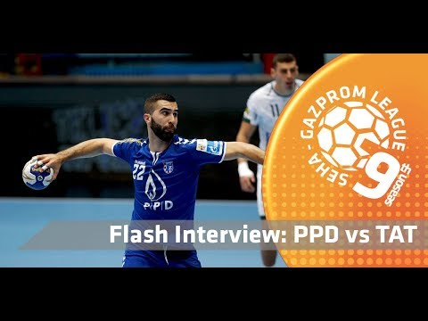Flash Interview: PPD Zagreb vs Tatran Presov