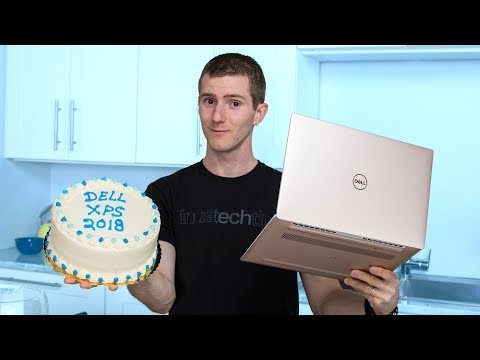 Dell's Crazy Fast Ultrabook – XPS 13 (2018)