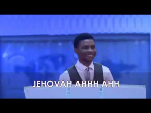 Joe Mettle Turning around  performed by Onos Divine