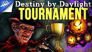 Dead by Daylight Tournament Announcement - Destiny by Daylight