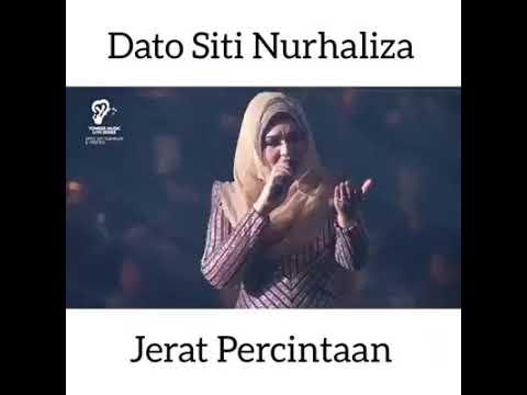 Lagu Jerat Percintaan Version Yang Terbaik Oleh Dato' Siti Nurhaliza 👍😊