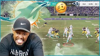 Is It Even Possible To Win w/ The WORST Madden Team Of All-Time!?! (Madden 20 Regs)