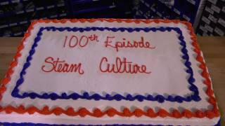 The 100th Episode - Steam Culture