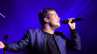 Joe McElderry -  Smile  -  SYSA Tour - Basingstoke