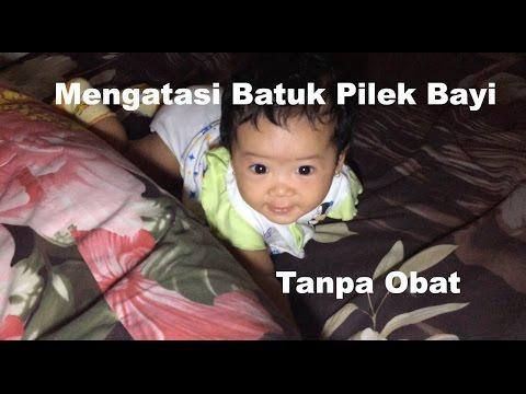Video Mengatasi Batuk Pilek Bayi tanpa Obat