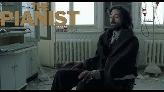 The Pianist: Chopin Ballade in G Minor Scene (HD) - This scene is a gift to the cinema