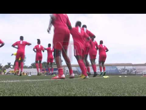 FIFA U-17 WOMEN'S WORLD CUP: Uganda hold final training session ahead of Saturday tie