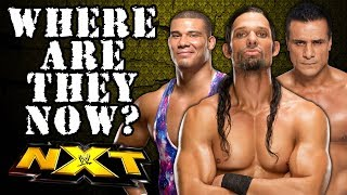 What Happened To Every Wrestler From NXT's First TV Tapings?