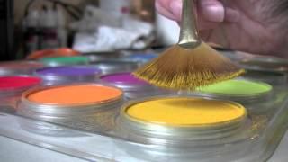 Encaustic Technique 18 Pan Pastels