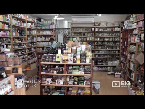 Video Peppercorns Health Food Store London for Healthy Food and Organic Food