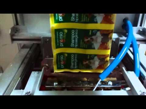 Envasadora Vertical JACS SLSC 2014 - Selladora Automatica de sachet