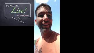 Dr. Wallace Live - Vacation Edition        EMF Stress