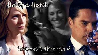"""Criminal Minds : Haley & Aaron Hotchner - """"Let Her Go"""""""