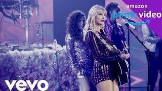 Taylor Swift   Delicate 1080 HD (Live Amazon Prime)