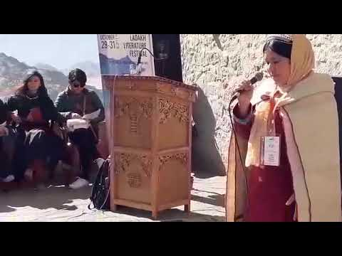 Ladakh Literature Festival – Day 1