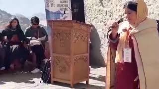 Ladakh Literature Festival – Day 1;?>