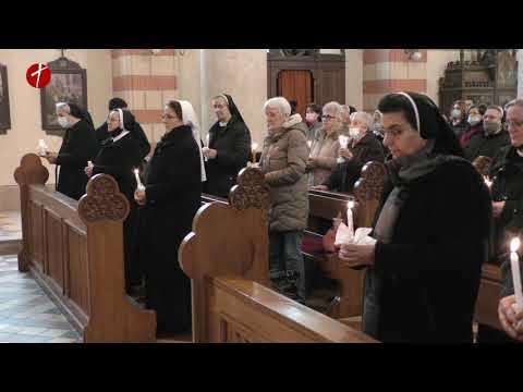 Proslava Svijećnice i Dana posvećenog života u sarajevskoj prvostolnici