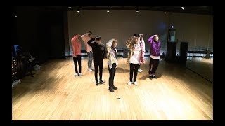 IKON   'BEAUTIFUL' DANCE PRACTICE VIDEO