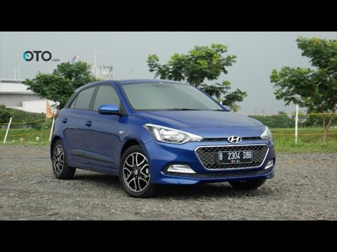 Review Hyundai All New i20 | Oto.com