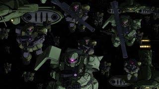 Trailer of Mobile Suit Gundam: The Origin V – Clash at Loum (2017)