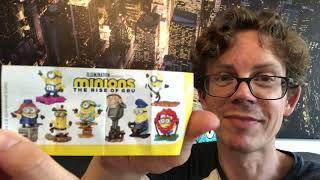 3 mal Kinder Überraschung mit Minions ausgepackt - Lohnt sich die neue Überraschungsei-Edition?