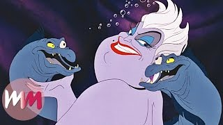 Top 10 Greatest Female Disney Villains