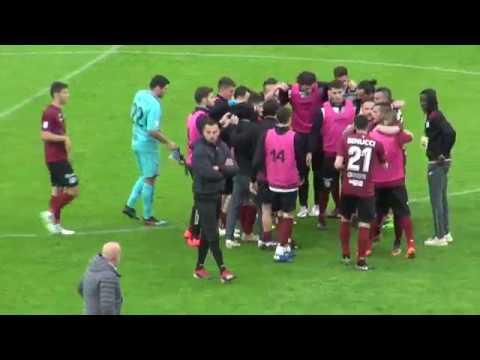 Play-off / Arezzo-Viterbese 3-0, immagini dagli spalti