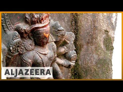 🇳🇵 Stolen ancient statues return to Nepal from US | Al Jazeera English