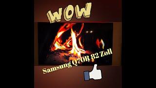 Samsung Q70R 82 Zoll 207 cm Bildschirmdiagonale GQ82Q70RGTXZG