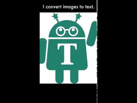Video of Text Fairy (OCR Text Scanner)