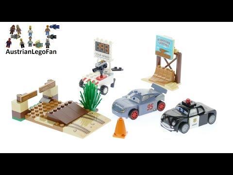 """Vidéo LEGO Juniors 10742 : La piste d'entraînement de la """"Butte à Willy"""""""