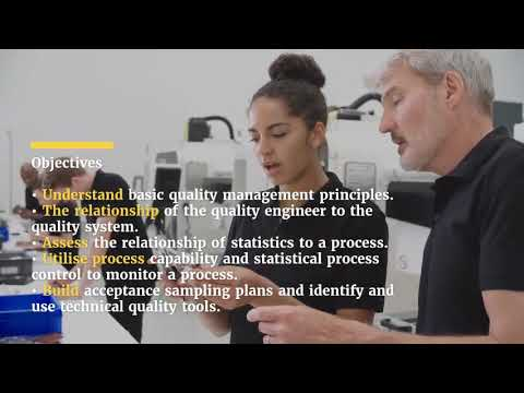 ASQ Fundamentals of Quality Engineering Training Course - YouTube