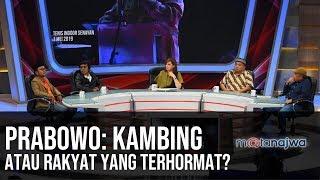 Laga Usai Pilpres - Prabowo: Kambing atau Rakyat yang Terhormat? (Part 5) | Mata Najwa