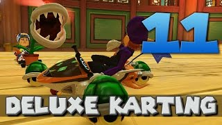 [11] Deluxe Karting (Mario Kart 8 Deluxe w/ GaLm and friends)