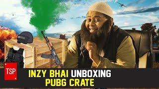 Inzy Bhai Unboxing