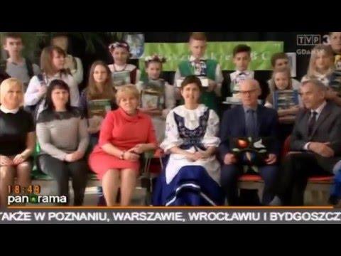 Telewizja Gdańsk w Zespole Szkół w Rokitach