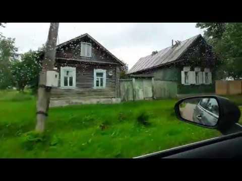 Поездка в Осташков июнь 2019 Тверская область видео