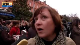 BFMTV. Les Femmes Font Grève Du Ménage à Toulouse (mai 2012)