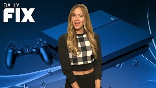 PS4 NEO Releasing 2016 According to New Source - IGN Daily Fix by IGN