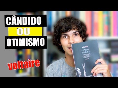 Linvro Cândido ou Otimismo - Voltaire