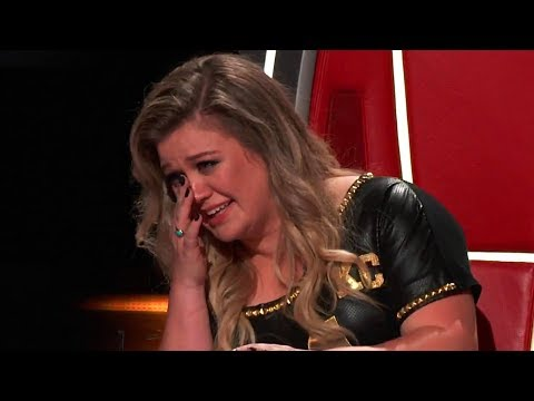 Top 10 performance That made coaches Cry in The voice Audition 2018