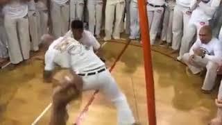 Abadá - capoeira 2019 - jogos europeus roda Benguela