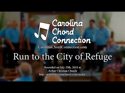 Run to the City of Refuge Icon