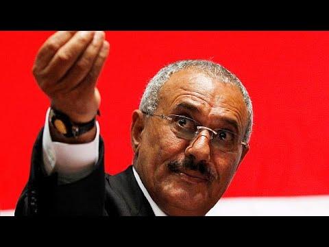 Νεκρός ο πρώην πρόεδρος Σαλέχ – Μάχες στη Σαναά με δεκάδες νεκρούς